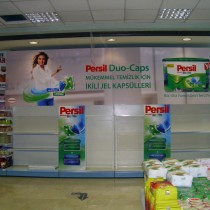 Persil Stand