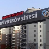 Olimpiyatköy Sitesi